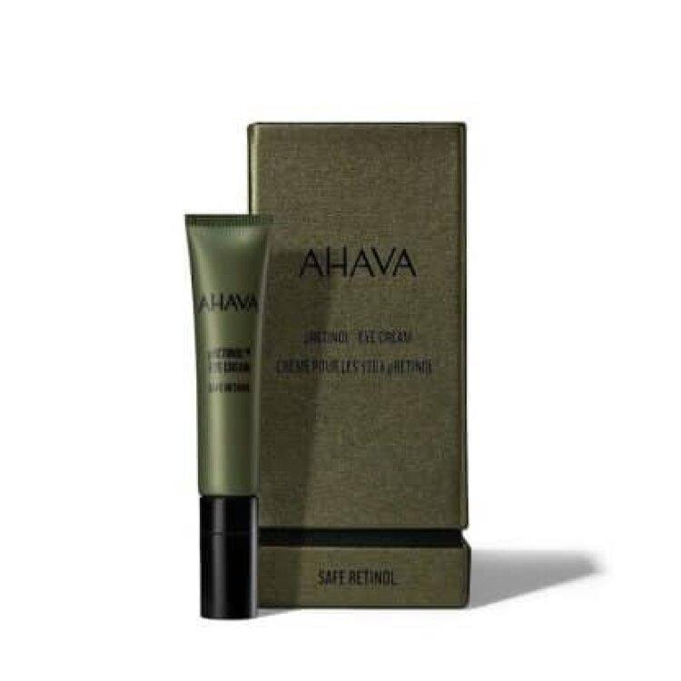 Ahava PRetinol Eye Cream Safe Retinol 15ml