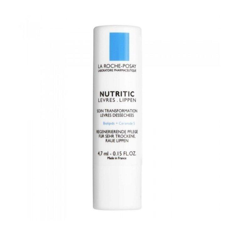 La Roche Posay Nutritic Lips 4.7ml - Στικ ενυδάτωσης για πολύ ξηρά χείλη