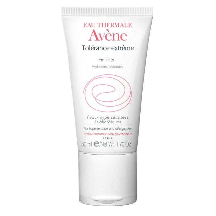 Avene Eau Thermale Tolerance Extreme Emulsion Texture Legere Ενυδατικό Γαλάκτωμα Προσώπου Ελαφριάς Υφής 50ml