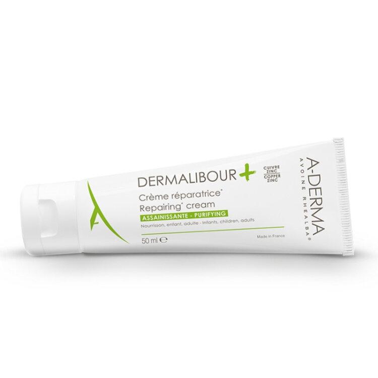A-Derma Dermalibour+ Επανορθωτική Κρέμα 50ml