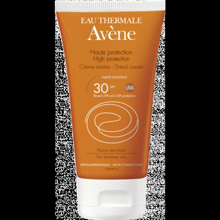 Avene Creme Teinte SPF30, Αντιηλιακή Κρέμα Προσώπου με Χρώμα 50ml