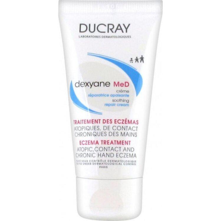 Ducray Dexyane Med, Καταπραυντική Επανορθωτική Κρέμα Κατά των Εκζεμάτων 100ml