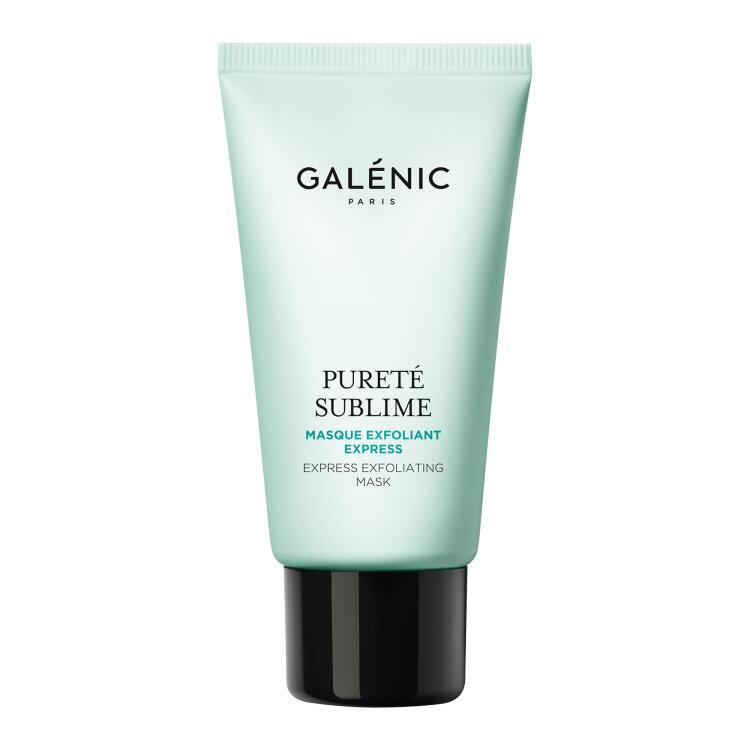 Galenic Purete Sublime Masque Exfoliant Express Απολεπιστική Μάσκα Καθαρισμού 50ml