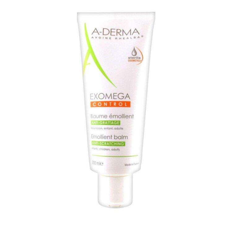 A-Derma Exomega Control Baume DEFI, Μαλακτικό Βάλσαμο για Ατοπικό-Ξηρό Δέρμα 200ml