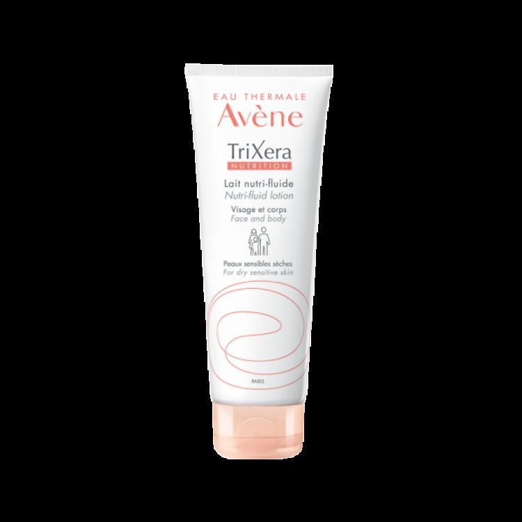 Avene TriXera Nutrition Λεπτόρρευστο Θρεπτικό Γαλάκτωμα για το Ξηρό Δέρμα 200ml