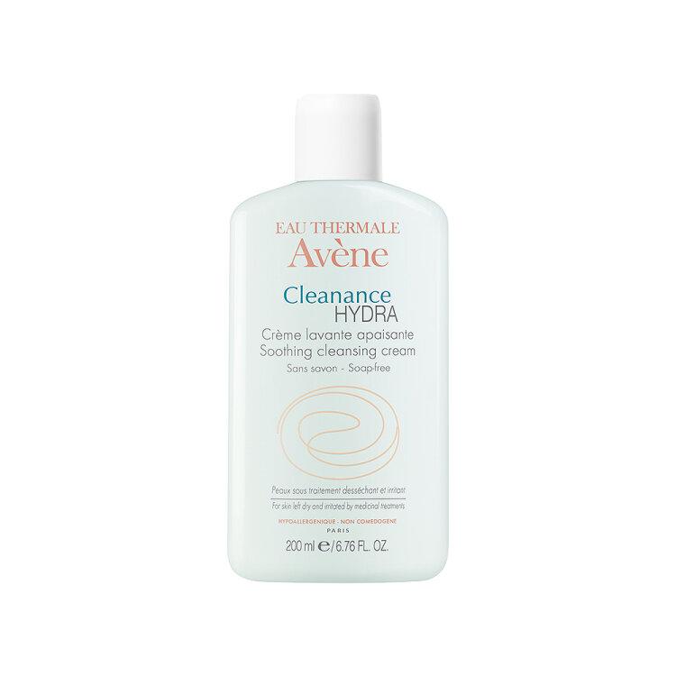 Avene Eau Thermale Cleanance Hydra Creme Lavante Apaisante 200ml - Καταπραϋντική Κρέμα Καθαρισμού