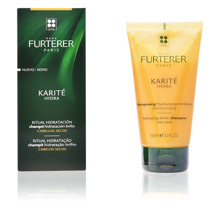 Furterer Karite Hydra Hydrating Shine Shampoo 150ml