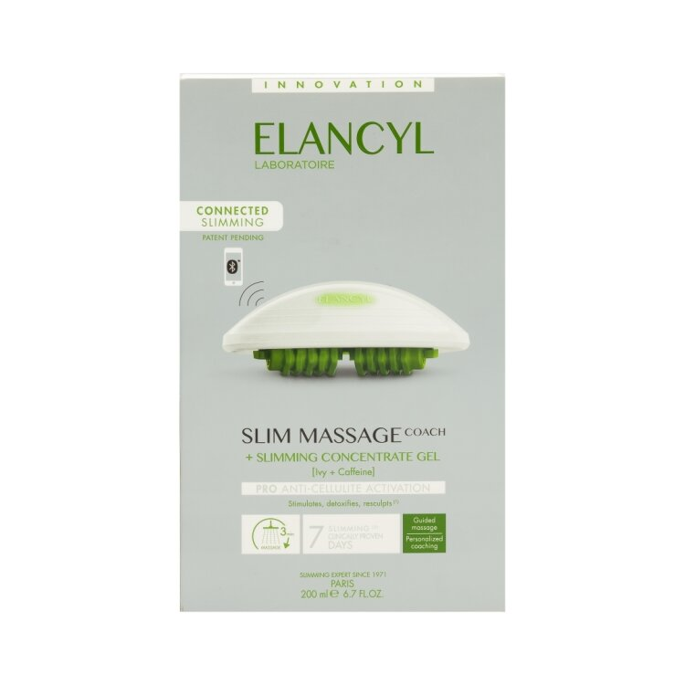 Elancyl Slim Massage Coach & Slimming Concentrate Gel 200ml