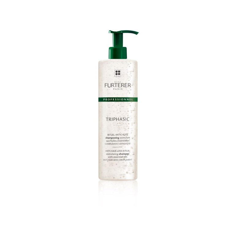 Rene Furterer Triphasic Anti Hair Loss Ritual Shampoo, Σαμπουάν Κατά της Τριχόπτωσης 600ml