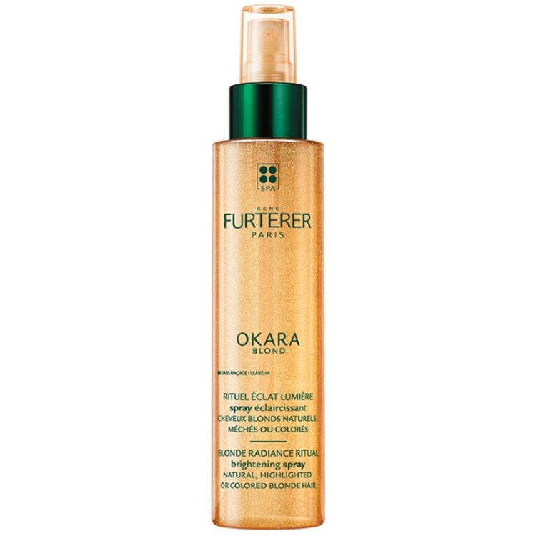 Rene Furterer Okara Blonde Radiance Ritual Brightening Spray 150ml
