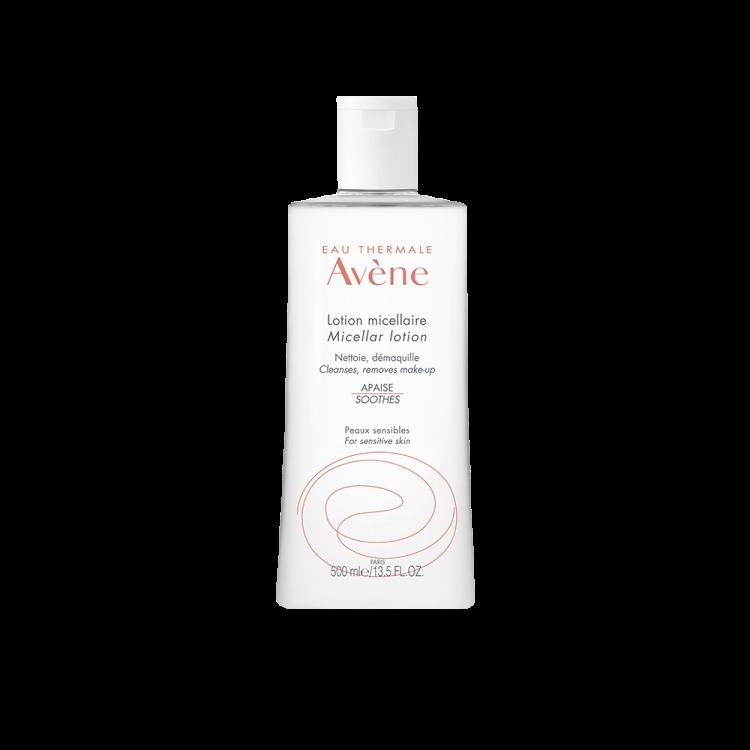 Avene Les Essentiels Καθαριστική Λοσιόν για Μη Ανεκτικό Δέρμα 500ml