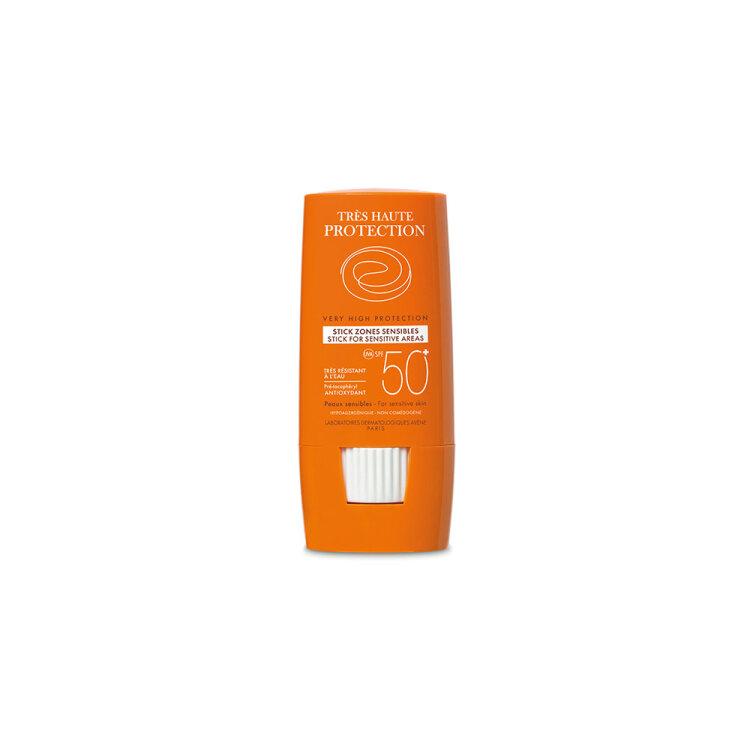 Avene Αντηλιακό Στικ για τις Ευαίσθητες Εντοπισμένες Ζώνες SPF50+ 8g