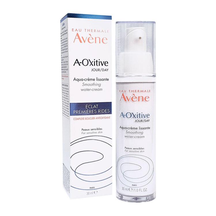 Avene A-Oxitive Λειαντική Υδρο-Κρέμα Ημέρας για Πρώτες Ρυτίδες & Λάμψη 30ml