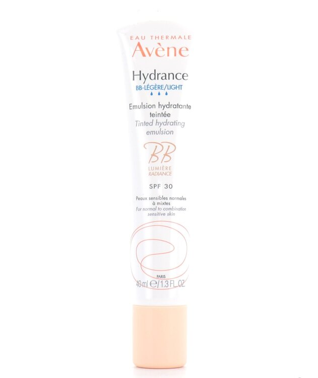 Avene Hydrance BB Legere SPF30 Λεπτόρρευστη Ενυδατική Κρέμα Προσώπου με Χρώμα 40ml