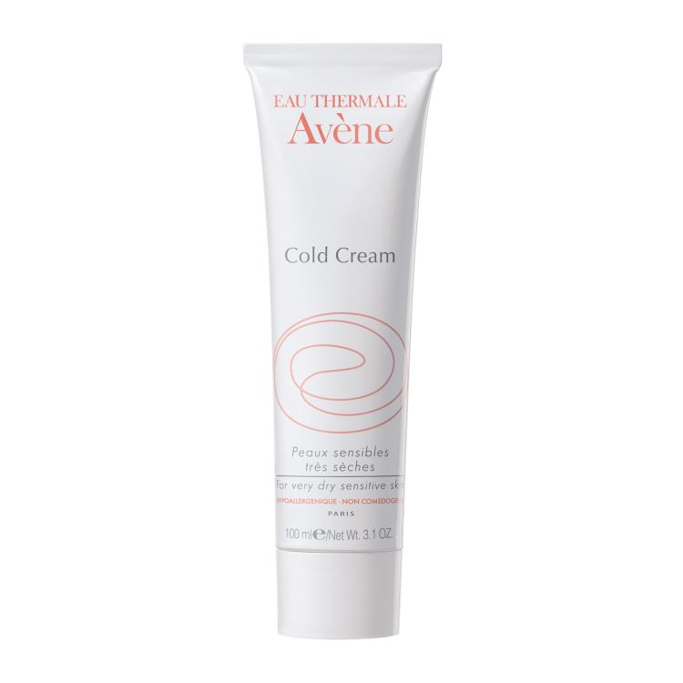 Avene Cold Cream Κρέμα για Ευαίσθητο Δέρμα - Ξηρές Επιδερμίδες 100ml