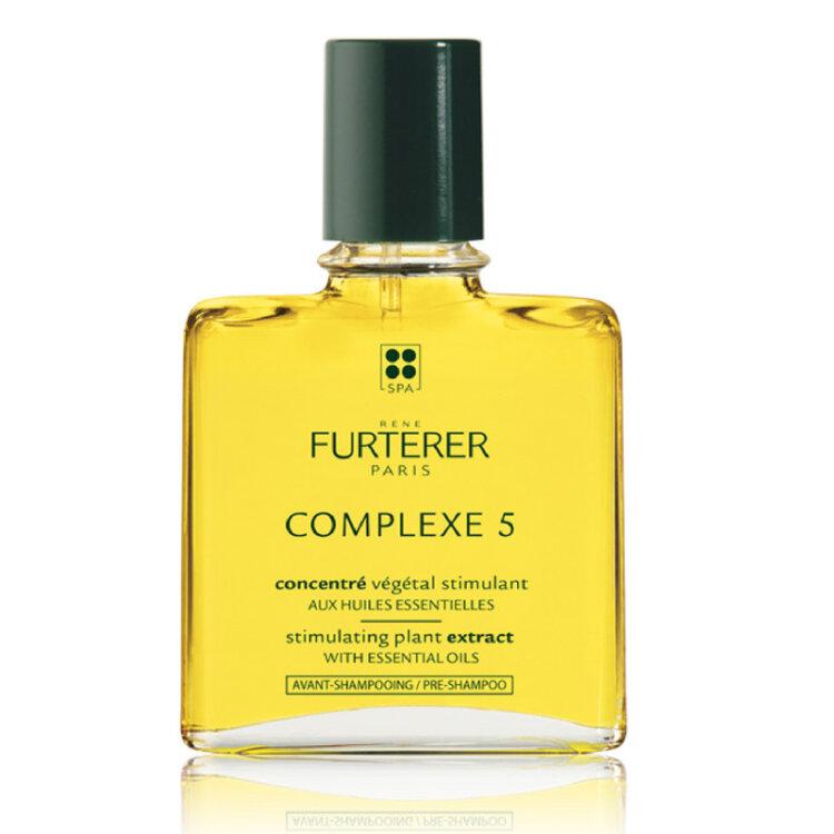 Rene Furterer Complexe 5 Concentre Vegetal Stimulant Φυτικός Τονωτικός Ορός Μαλλιών 50ml