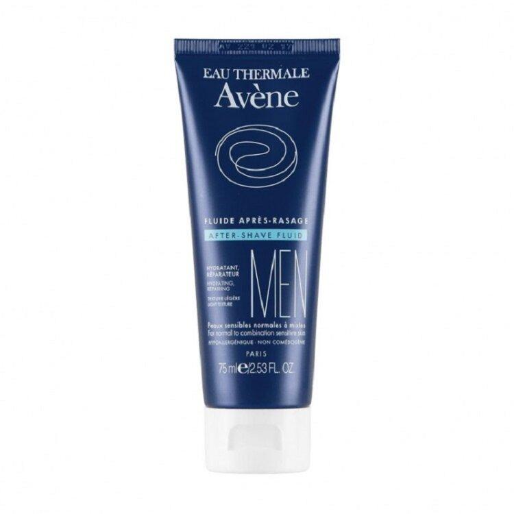 Avene Men After Shave Fluid Ανδρική Φροντίδα για μετά το Ξύρισμα 75ml
