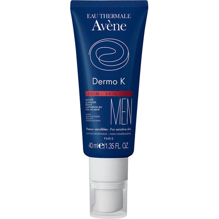Avene Men Dermo-K Ανδρική Κρέμα Προσώπου για την Διευκόλυνση του Ξυρίσματος 40ml