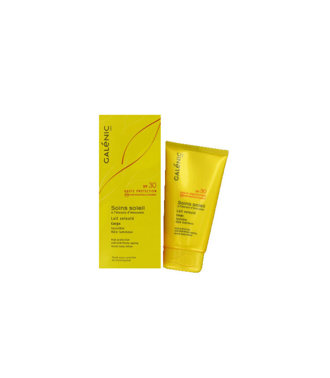 Galenic Soins Soleil Lait Veloute Corps Spf30 Αντηλιακό Γαλάκτωμα Σώματος 150ml