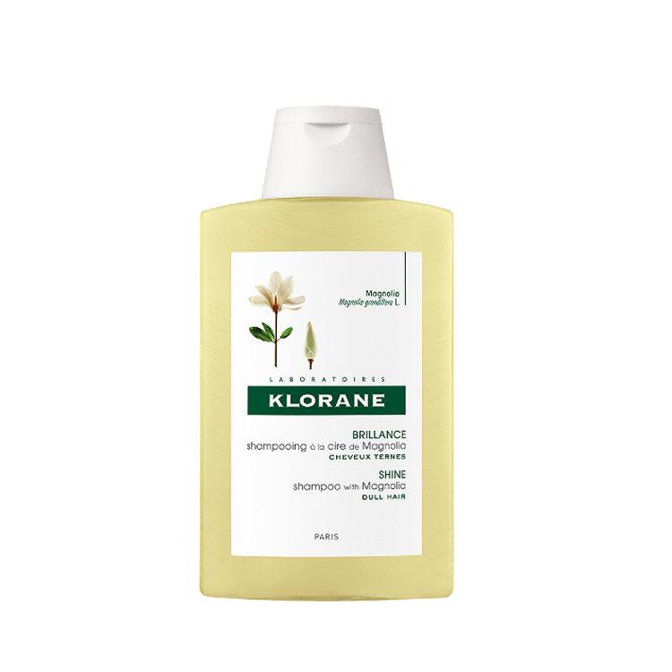 Klorane Magnolia Shine Shampoo Σαμπουάν με κερί Μανόλιας για εκτυφλωτική λάμψη 200ml