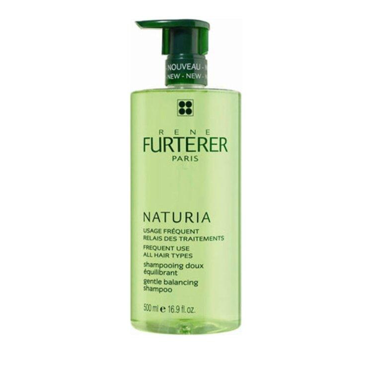 Rene Furterer Naturia, Απαλό Εξισορροπιστικό Σαμπουάν 500ml