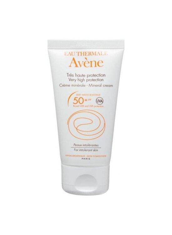 Avene Soins Solaires, Minerale Creme, Μη Ανεκτικό Δέρμα SPF50+ 50ml