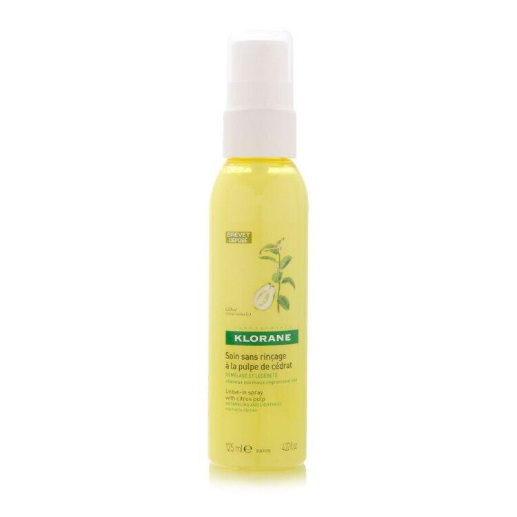 Klorane Cedrat Spray Περιποίηση Χωρίς Ξέβγαλμα 125ml