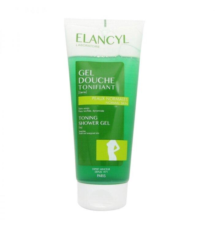 Elancyl Gel Douche Tonifiant Αφρόλουτρο Για Κάθε Τύπο Δέρματος 200ml