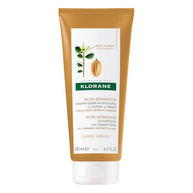 Klorane Baume Apres-Shampooing Au Dattier Du Desert Κρέμα Μαλλιών με Χουρμά της Ερήμου για Θρέψη 150ml