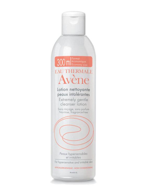 Avene Lotion Nettoyante Peaux Intolerantes Λοσιόν Καθαρισμού για Μη Ανεκτικό Δέρμα 300ml