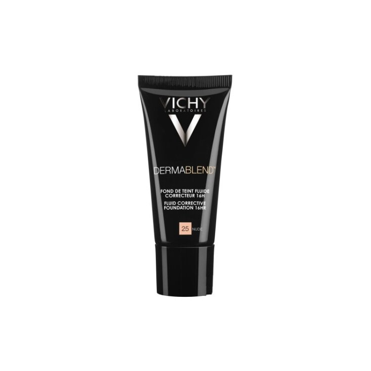 Vichy Dermablend Fluide Correct SPF35 25 Nude 30ml