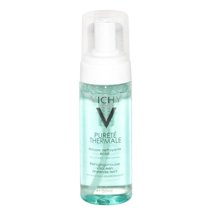 Vichy Purete Thermale au Moussante Αφρώδες Νερό Καθαρισμού για Λάμψη 150 ml
