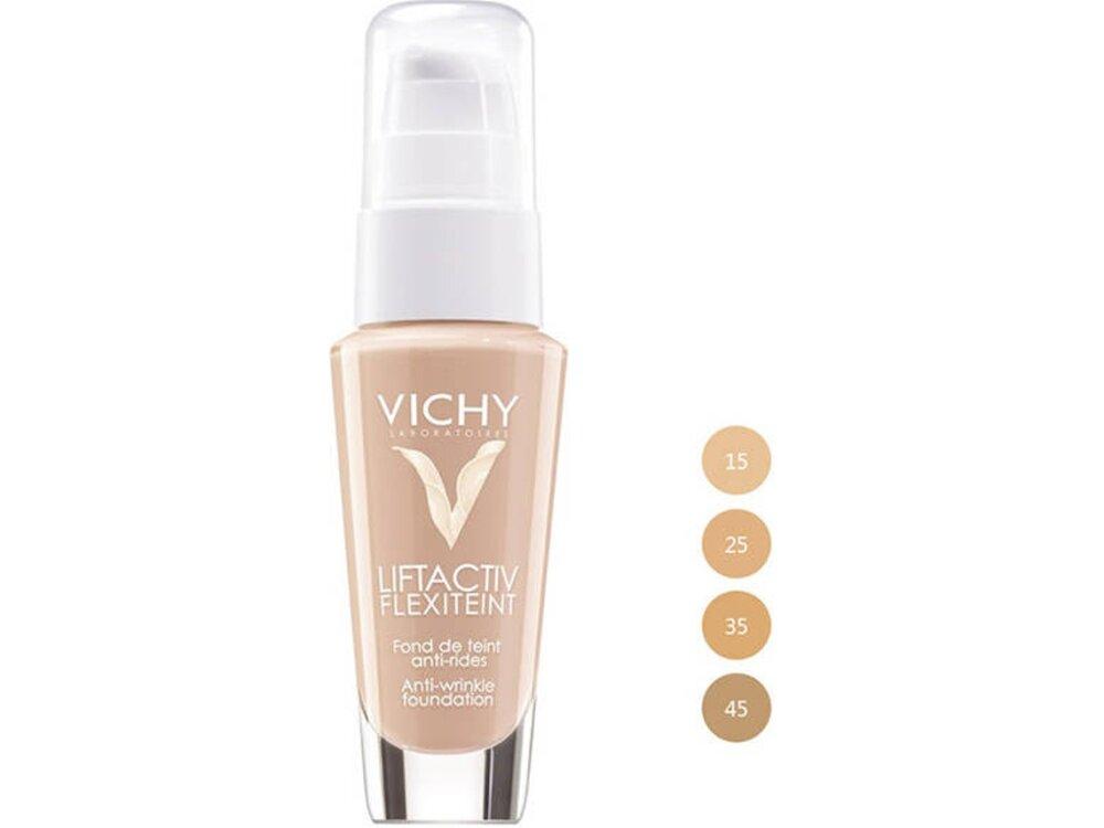 Vichy Liftactiv Flexiteint SPF20 Αντιρυτιδικό Make up Nude25 30ml