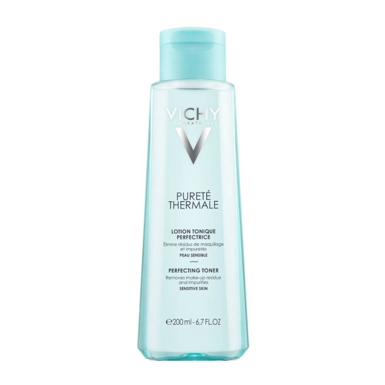 Vichy Purete Thermale Lotion Tonique Perfectrice Τονωτική & Ενυδατική Λοσιόν Καθαρισμού 200ml
