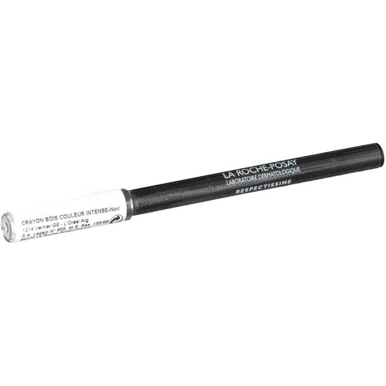 La Roche Posay Toleriane Soft Eye Pencil, Μολύβι Ματιών Noir (Μαύρο) 1.0gr