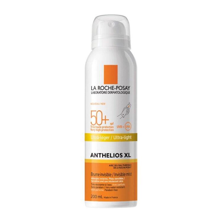 La Roche Posay Anthelios XL Invisible Mist SPF50+ Αντιηλιακό για Πολύ Υψηλή Προστασία σε Υφή Mist 200ml