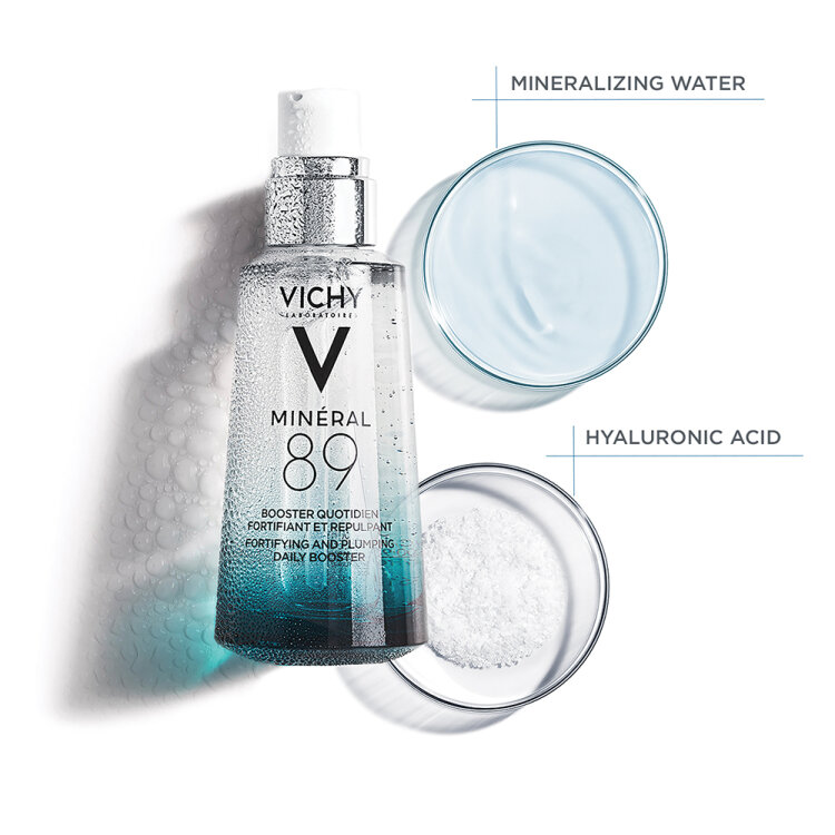 Vichy Mineral 89 Booster Προσώπου 50ml