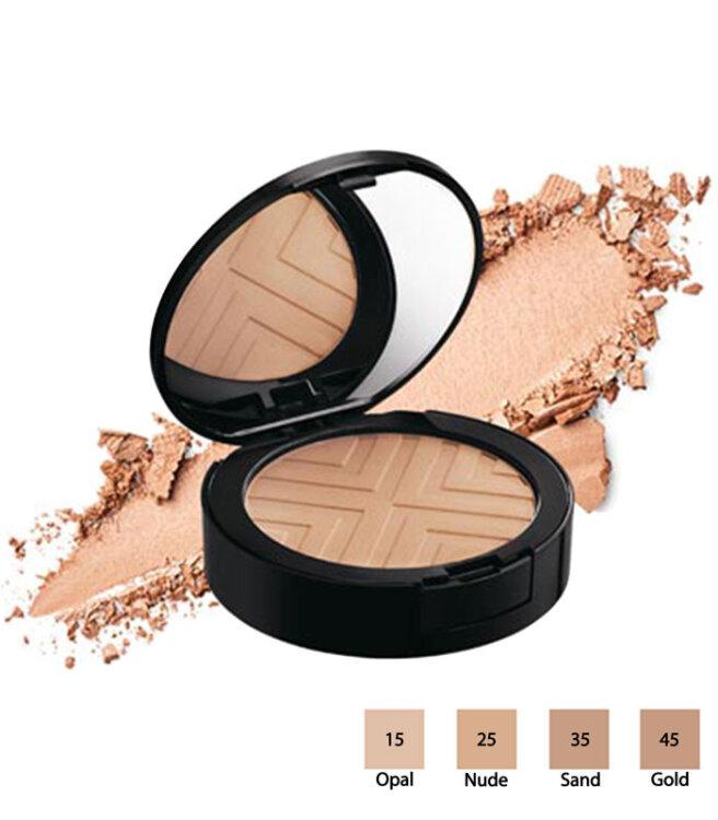 Vichy Dermablend Covermatte SPF25 Gold 45 Make-Up Υψηλής Κάλυψης σε Μορφή Πούδρας 9.5gr