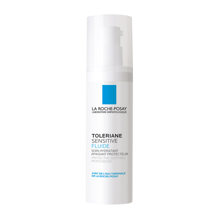 La Roche Posay Toleriane Sensitive Fluide Κρέμα Ενυδάτωσης Προσώπου για Ευαίσθητο Δέρμα 40ml