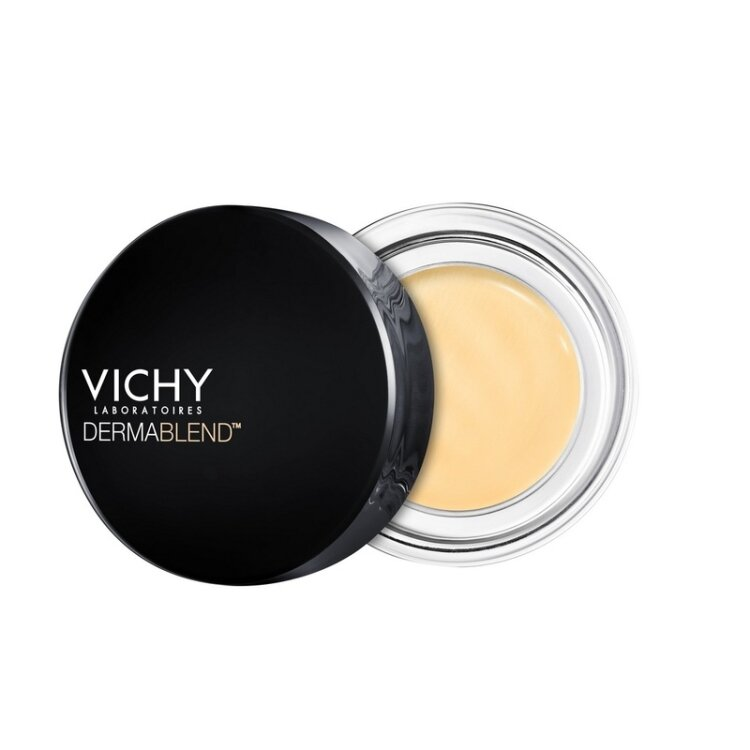 Vichy Dermablend Veins Corrector Διορθωτικό Προσώπου για τις Φλέβες & τους Μαύρους Κύκλους,Κίτρινο χρώμα, 4.5g