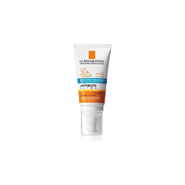 La Roche Posay Anthelios Ultra Cream AP SPF50+ Αντηλιακή Κρέμα Προσώπου και Ματιών 50ml