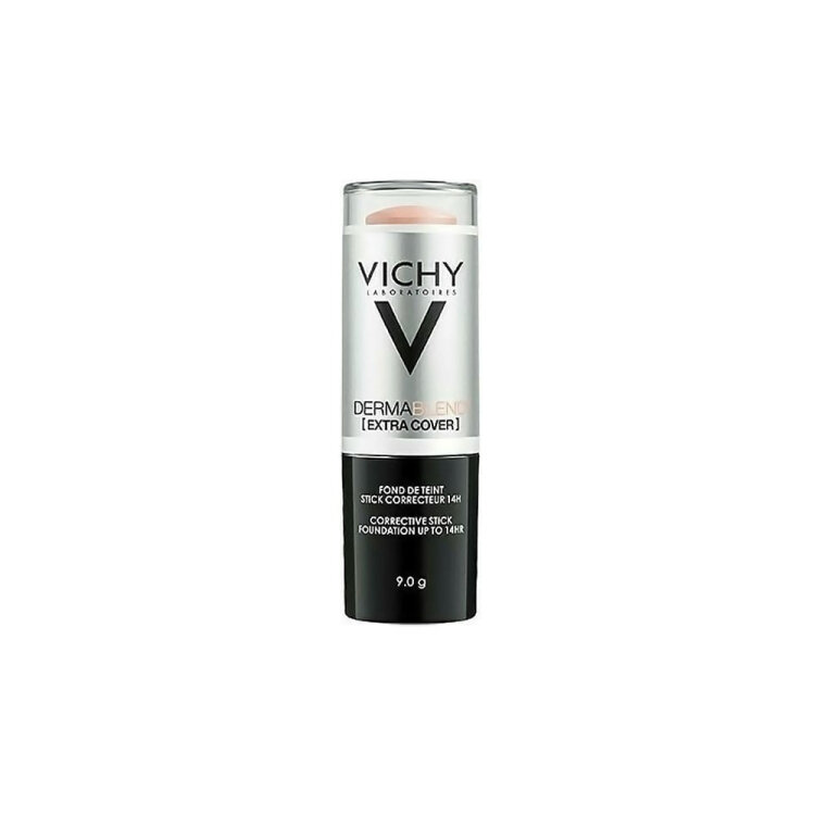 Vichy Dermablend Extra Cover Stick Διορθωτικό Foundation Nude No25 SPF30 9gr