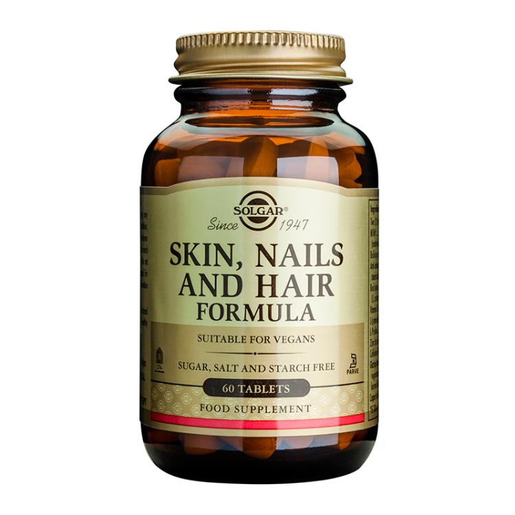 Solgar Skin, Nails and Hair 60tablets