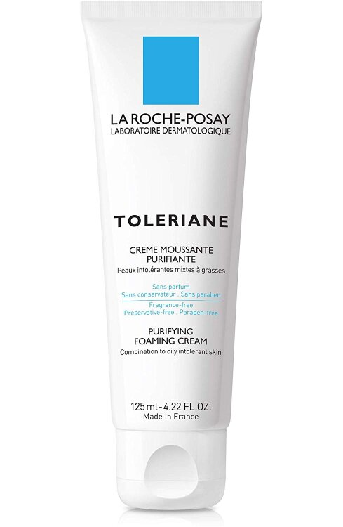 La Roche Posay Effaclar Creme Moussante Desincrustante, Aφρώδης Kρέμα Kαθαρισμού Πολύ Λιπαρή Επιδερμίδα 125ml