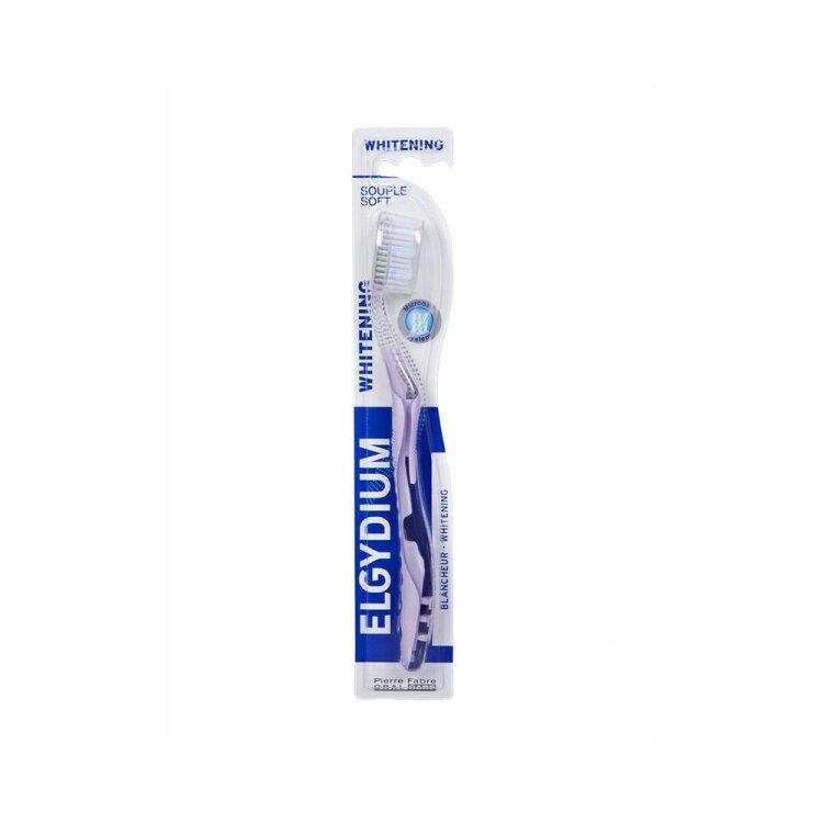 Elgydium Whitening Soft Οδοντόβουρτσα