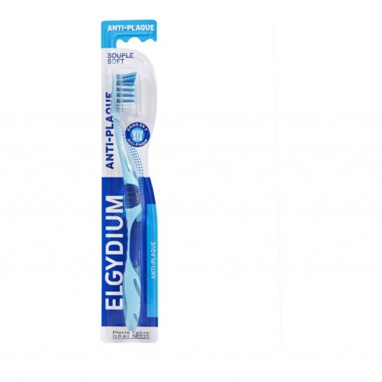 Elgydium Antiplaque Medium Οδοντόβουρτσα