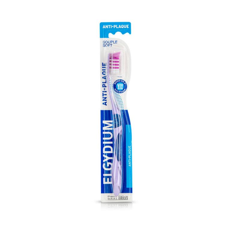 Elgydium Anti-Plaque Οδοντόβουρτσα Soft