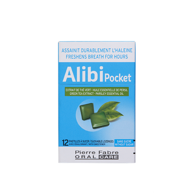 Elgydium Breath 12 παστίλιες για Δροσερή Αναπνοή