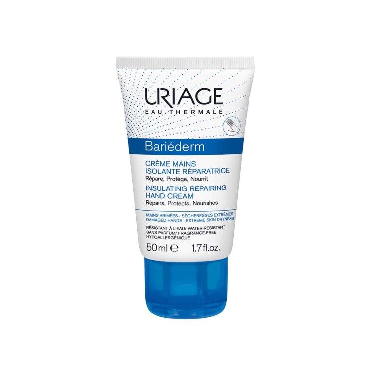 Uriage Bariederm Hand Cream Αναπλαστική και Προστατευτική Κρέμα Χεριών 50ml
