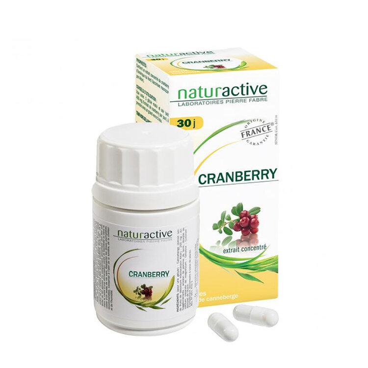 Naturactive Cranberry 60 κάψουλες